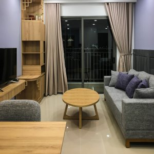 THE SUN AVENUE APARTMEN INTERIOR OPERATION - MS. DUONG